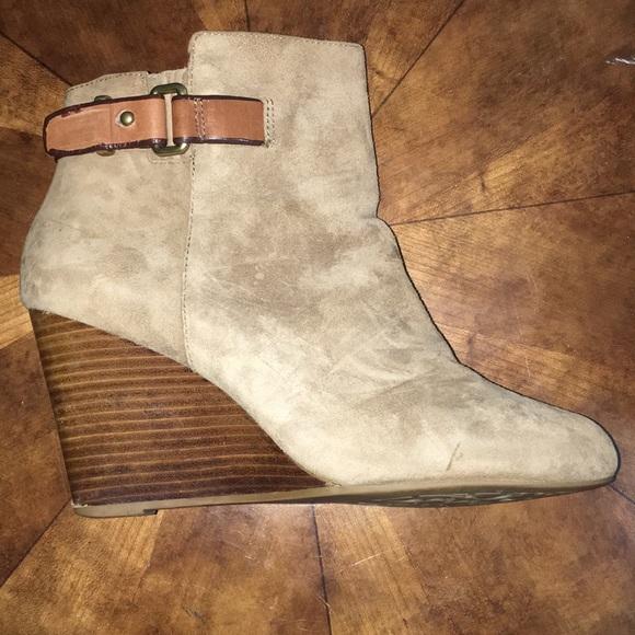 Coach Shoes - COACH AMBYR BOOTS SIZE 8